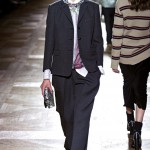 Dries Van Noten! STRIKING!